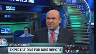 Liesman: Expectations for Friday's jobs