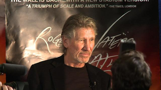 Waters to take Pink Floyd's 'The Wall' to Europe