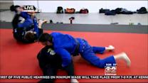 Vince Visits Evolution MMA To Learn Brazilian Jiu-Jitsu