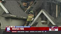 Early Morning Fire Completely Torches Home