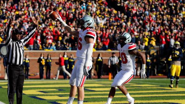 RADIO: Jeff Heuerman on stressful Ohio State thriller
