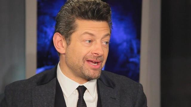 Popcorn with Peter Travers:Andy Serkis is the Gollum in Peter Jackson's The Hobbit