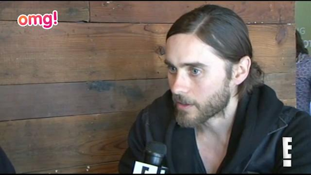 Jared Leto's extreme weight loss for film