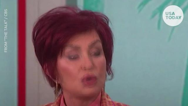 The Talk Extends Hiatus Sharon Osbourne Says She S Been Set Up After Heated Exchange