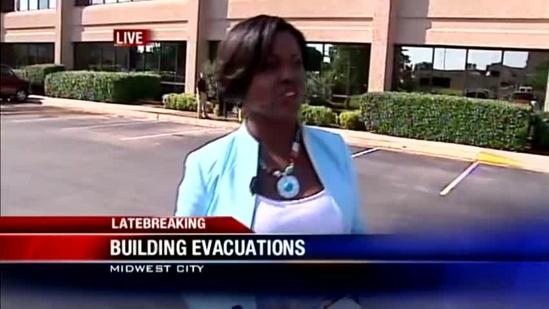 New details: Water forces medical building evacuation