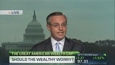 Should the wealthy worry?