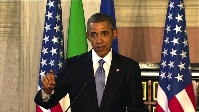 Obama: No talk of contraception, social