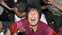 Families of Missing Plane Passengers Reach Boiling Point