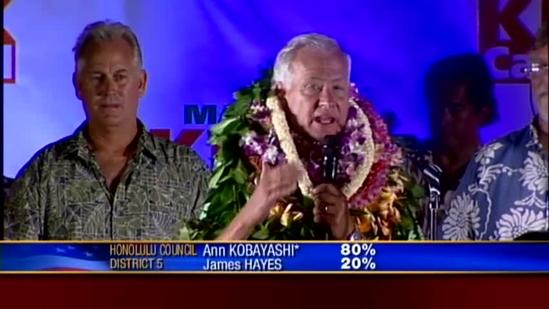 Caldwell is Honolulu's next mayor