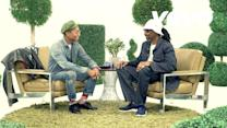 Snoop and Pharrel Talk About Producing Stevie Wonder