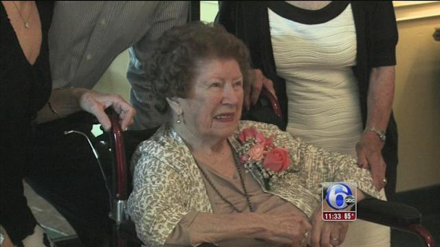 VIDEO: Local woman celebrates 100 in Horsham