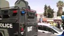 Security Forces Arrive After Shooting Spree in Tunis Military Barracks