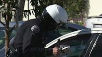 Police officer fired over department's ticket quotas?