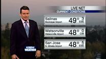 Watch your Saturday KSBW weather forecast 11.03.12