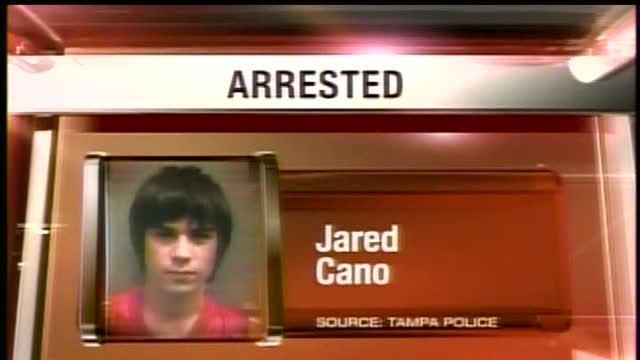 TPD: Tampa student, Jared Cano, planned mass murder