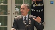 Obama says U.S. troops in Afghanistan will be under 5,000 by end of 2015