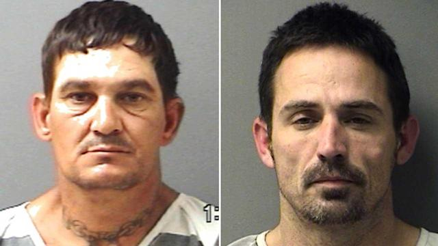 Two break out of jail near Sulphur Springs