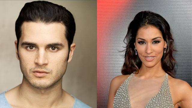 The Vampire Diaries New Season 5 Characters! Stefan's Ex and Damon's Enemy!