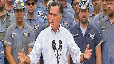 Romney: Obama not telling truth about energy