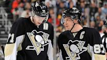 Crosby becoming 'leader we expected'