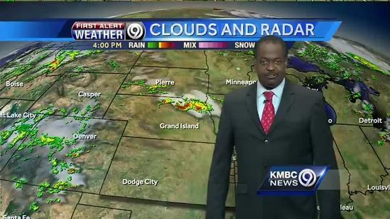 Rain more likely over the weekend