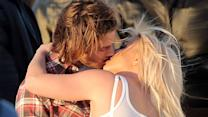 Caught On Cam Britney Spears Kissing
