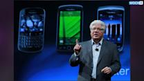BlackBerry Shares Sink On Lazaridis Letdown