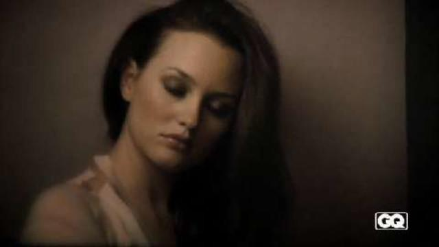 The Women of GQ - Behind the Scenes with Leighton Meester - GQ