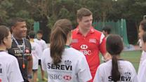 O'Driscroll Set for First Hong Kong Rugby Sevens