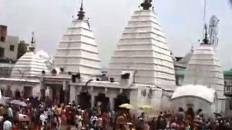 Security beefed up in Deoghar Temple