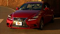 Lexus IS350 F Sport: A combination of sport and luxury