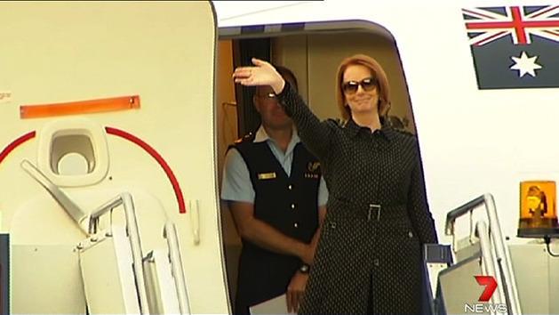Gillard to talk N. Korea in China