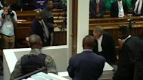 Ballistics expert cross-examined in Pistorius case