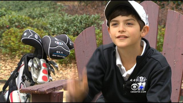 North Texas Kid Golfer Headed To Augusta