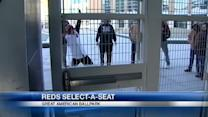 Reds fans get chance to select seat for upcoming season