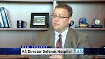 Sacramento VA Hospital Director Defends Record, Says More Help Is Coming