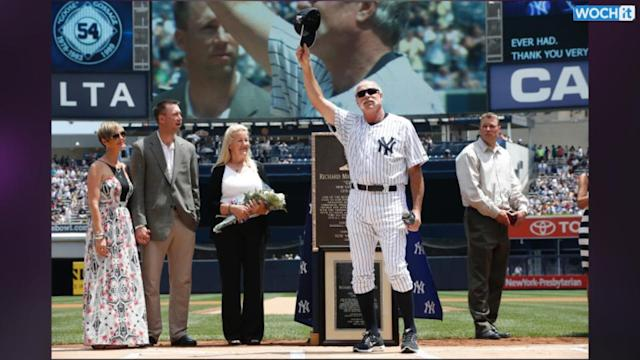 Yankees Honor Gossage With Monument Park Plaque
