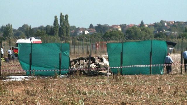 Four dead after tourist plane crash at French airport