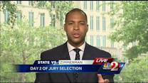 Jury selection for George Zimmerman's trial enters day 2