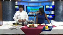 Sunday Brunch with Rusty Scupper, hard-shelled crabs