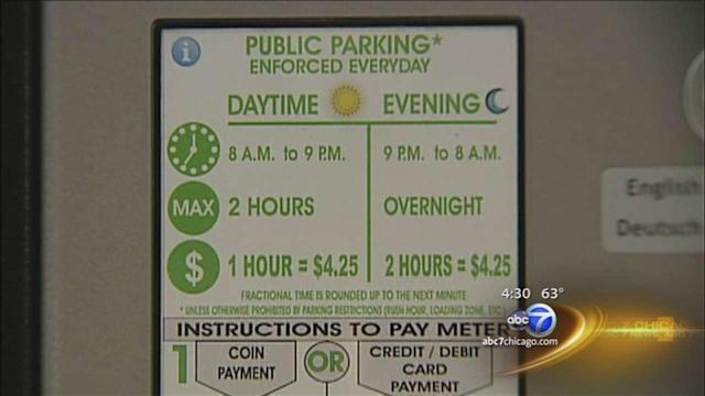 City Council passes parking meter deal changes