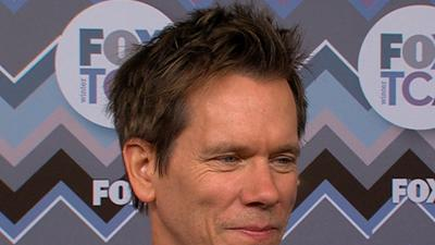 Kevin Bacon: 'The Following' Is A 'Thrill Ride'