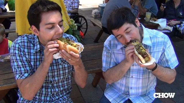 Supertaster Daily: The Seattle-Style Hot Dog