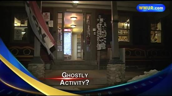Ghost hunters to review store surveillance video