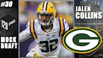 120 NFL Mock Draft: Green Bay Packers Select Jalen Collins