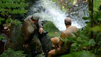 'Dual Survival ': Road to Survival Ends in a Cliffhanger--Literally