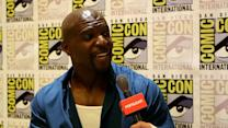 """Terry Crews Says His Career """"Is Like a Harlem Shake Video"""""""