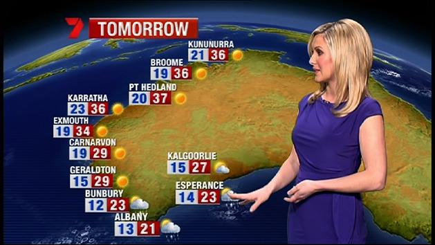WA Weather - April 29