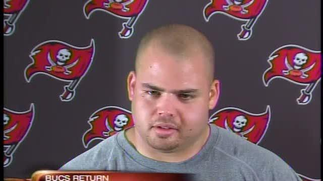 Lockout over, Buccaneers players report to One Buc Place