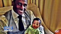 Reggie Bush Shares First Pic of His Daughter Just a Day After Kim K. Gives Birth